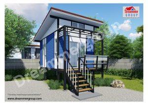บ้านน็อคดาวน์, บ้านสำเร็จรูป, รับออกแบบบ้านน็อคดาวน์, รับสร้างบ้านน็อคดาวน์