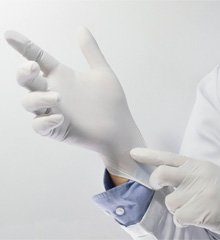 Latex Gloves, Rubber Gloves